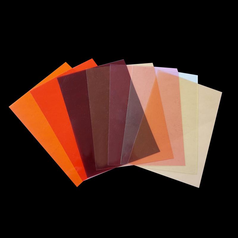 PVC 彩色片